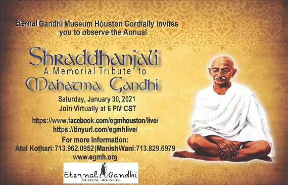 Shraddhanjali - Memorial Service for M. Gandhi 2021 medium.png