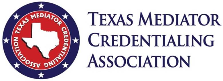 TMCA Texas Mediator Credentialing Association logo.png