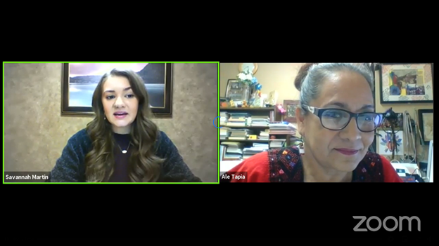 Xochitezca Tapia - Chikawa Dance and Traditions -- Peacebuilding Comm Champion 2020 FB Live.png